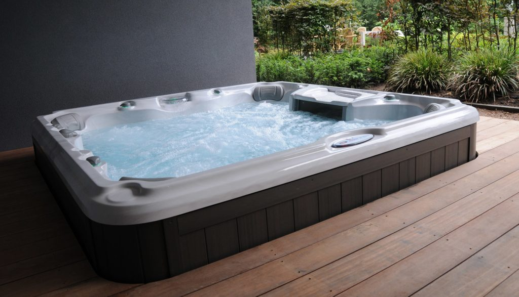 Sundance Spas install in Papillion