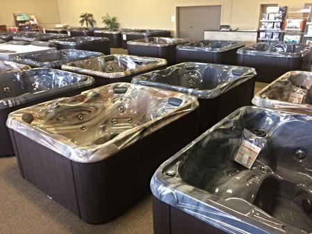 omaha hot tub company showroom in Papillion, NE