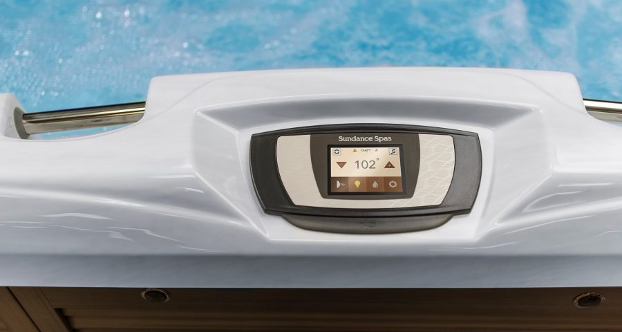 sundance spas 880 Series controls in Omaha